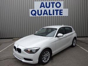 BMW 116 DA CH COMFORT 5P  Occasion