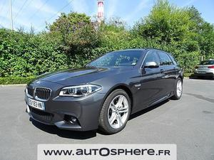 BMW Serie 5 xDrive 258ch Touring M Sport  Occasion