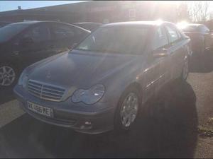 Mercedes-benz Classe c 200 CDI Elégance  Occasion
