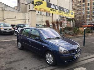 RENAULT Clio CLIO II V 98CH PRIVILEGE BVA 5P