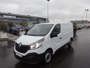 RENAULT Trafic Trafic Fourgon Grand Confort L1hkg Dci