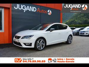 seat leon 20 tfsi fr dsg essence annee 2007 47000 km 15000. Black Bedroom Furniture Sets. Home Design Ideas