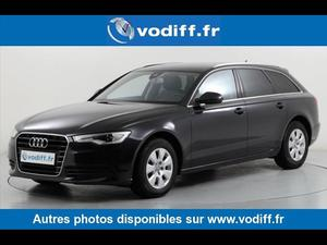 AUDI A6 BREAK 3.0 TDI 204 CV AUTOMATIQUE  Occasion