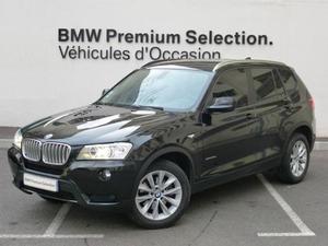 BMW X3 xDrive35dA 313ch Luxe  Occasion