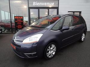 Citroen Grand c4 picasso (2) 2.0 HDI 138 FAP EXCLUSIVE BVA