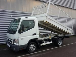 Fuso Canter ccb 3C13 Empattement 25 Benne  Occasion