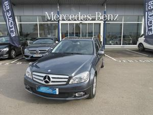Mercedes-Benz Classe C Break 220 CDI BE Avantgarde Pack Luxe