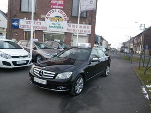 Mercedes-Benz Classe C CLASSE C (W CDI AVANTGARDE