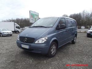 Mercedes-Benz Vito VITO FG 115CDI CPACT 2T7 PK CLIM
