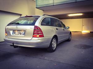 Mercedes-Benz CLASSE C Classe C Break - 200 CDI Classic BV6
