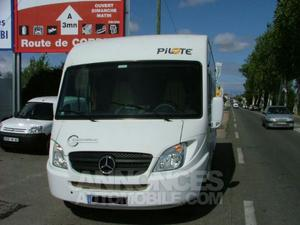 Mercedes Sprinter 315CDI CAMPING-CAR 4 PLACES blanc