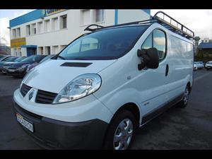 RENAULT Trafic TRAFIC II FOURGON L1H1 2.0 DCI 115 CV GRAND