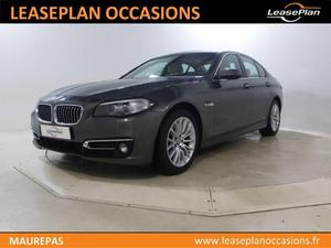 BMW Serie dA xDrive 313ch Luxury  Occasion