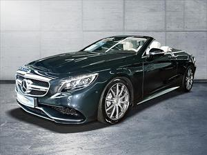 Mercedes-benz Classe s Classe S Cabriolet 63 Mercedes-AMG