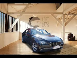 BMW 730 (F01/F02) D 245CH EXCLUSIVE  Occasion
