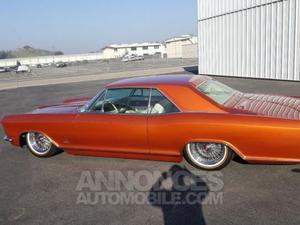 Buick Riviera coupé cuivre laqué
