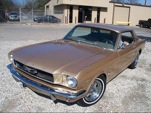 Ford Mustang 289 V8 PRAIRIE BRONZE  Occasion