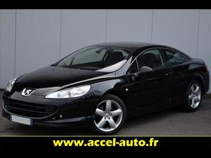 Peugeot 407 coupe 2.0 HDI 163 FELINE  Occasion