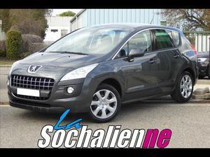Peugeot  HDI110 FAP CONFORT PACK+GPS+PM