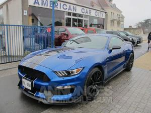 Ford Mustang SHELBY GT350 V8 5.2L 526CH bleu