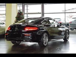 Mercedes-benz Classe c Classe C Coupé 180 Sportline