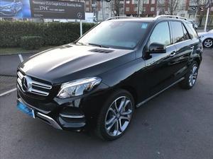 Mercedes-benz Classe gle GLE 350 d 9G-Tronic 4MATIC