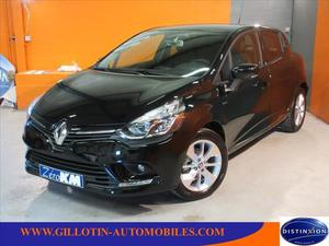 Renault Clio III TCe 90ch energy Limited 5p  Occasion