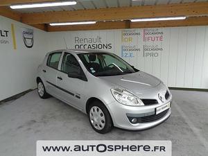 RENAULT Clio III v 75ch Extrême Foncée 5p