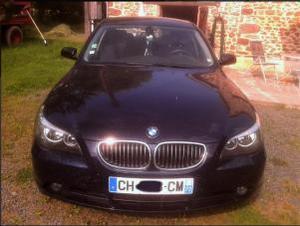 BMW Serie 5 da excellis d'occasion