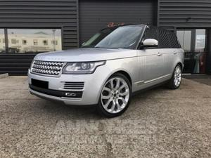 Land Rover Range Rover 4 IV 4.4 SDV8 AUTOBIOGRAPHY gris