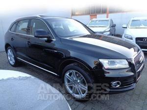 Audi Q5 3.0 TDI S LINE noir