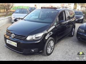 Volkswagen Touran 1.6 L 105 CH FAP CUP 7 PLACES