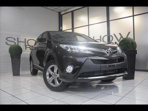 Toyota Rav D-4D 2WD LIFE EDITION 4X Occasion