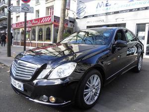 Mercedes-benz Classe e Classe E 350 CDI BlueEfficiency