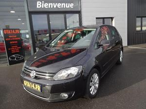 VOLKSWAGEN Golf VI Golf GOLF PLUS (2) 1.6 TDI 105 BLUEMOTION