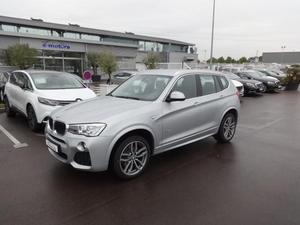 BMW X3 X3 Xdrive M Sport Surequipe 20d Automatique +/- 10
