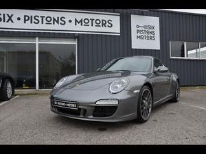 PORSCHE 911 type  COUPE (997) CARRERA 4 GTS PDK
