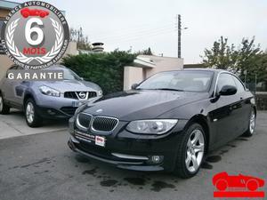 BMW Série d CC 204ch Luxe E93