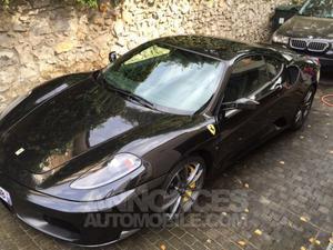 Ferrari F430 F1 noire