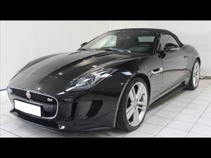 Jaguar F-type CABRIOLET 5.0 V8 S  Occasion