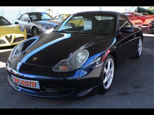 PORSCHE 911 type  CABRIOLET (CH CARRERA BV6