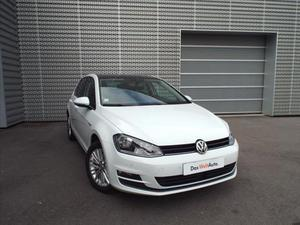 Volkswagen Golf 1.2 TSI 105 BT CUP 5P  Occasion