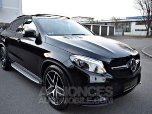 Mercedes GLE 350 CDI AMG noir