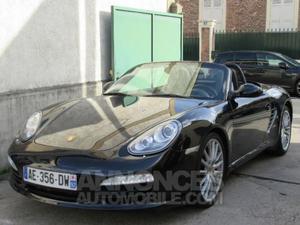 Porsche Boxster S MYL 310CH PDK noir