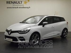 Renault CLIO ESTATE IV TCE 120 GT EDC blanc