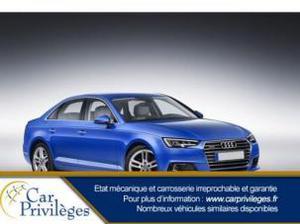 Audi A4 3.0 TDI QUATTRO 218 cv S Tronic d'occasion