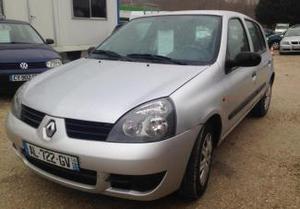 Renault Clio 1.5 dci campus d'occasion