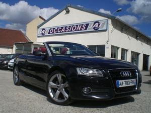 Audi A5 cab quattro 3.0 TDI240 DPF AMBITION LUXE S TRONIC