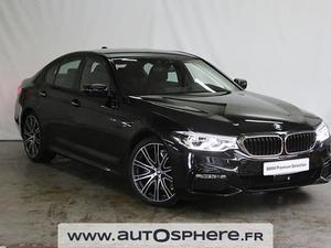 BMW Serie 5 xDrive 265ch Berline M Sport  Occasion