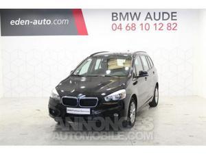 BMW Série d 116ch Lounge noir